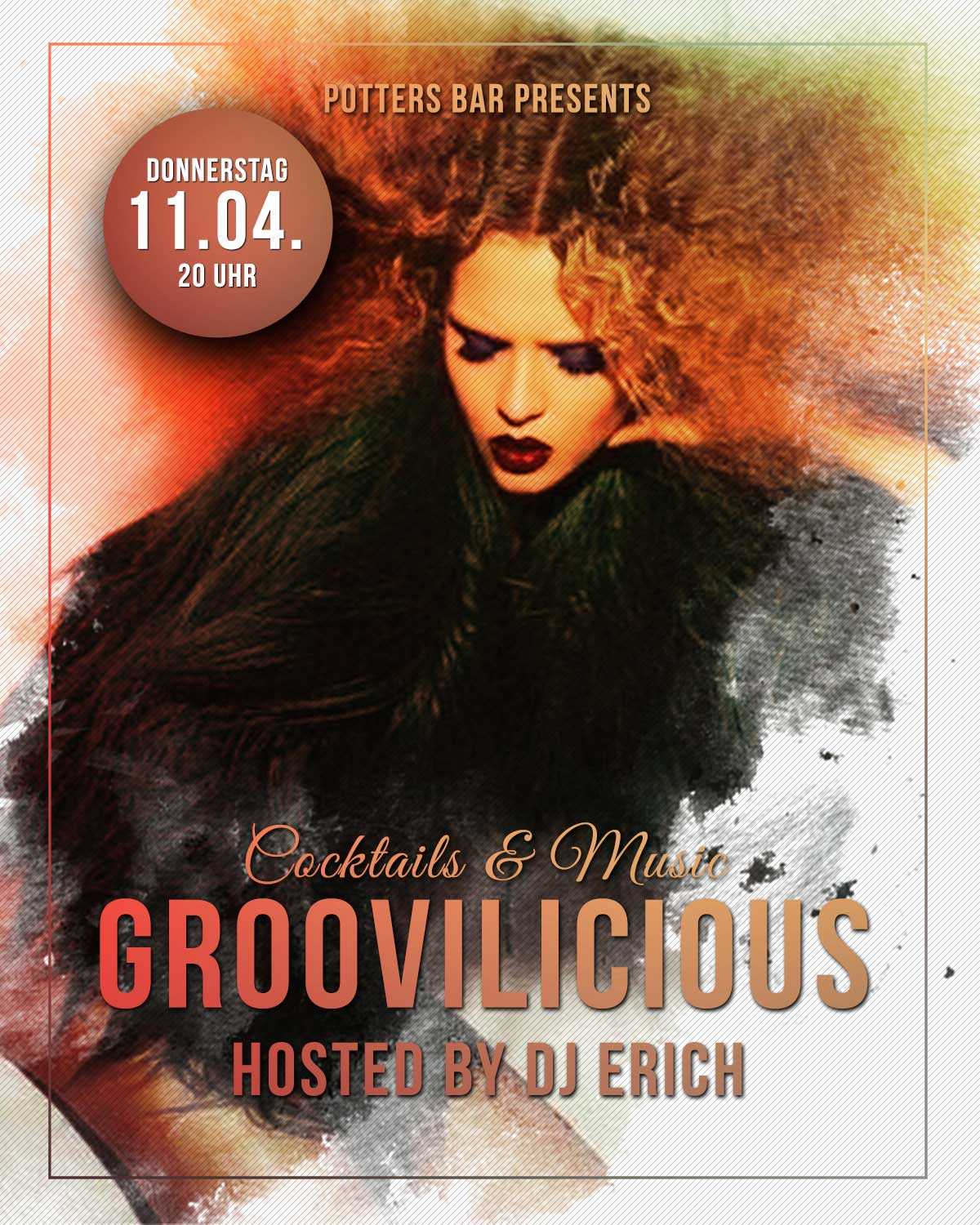 Potters Bar Hildesheim Event Groovilicious