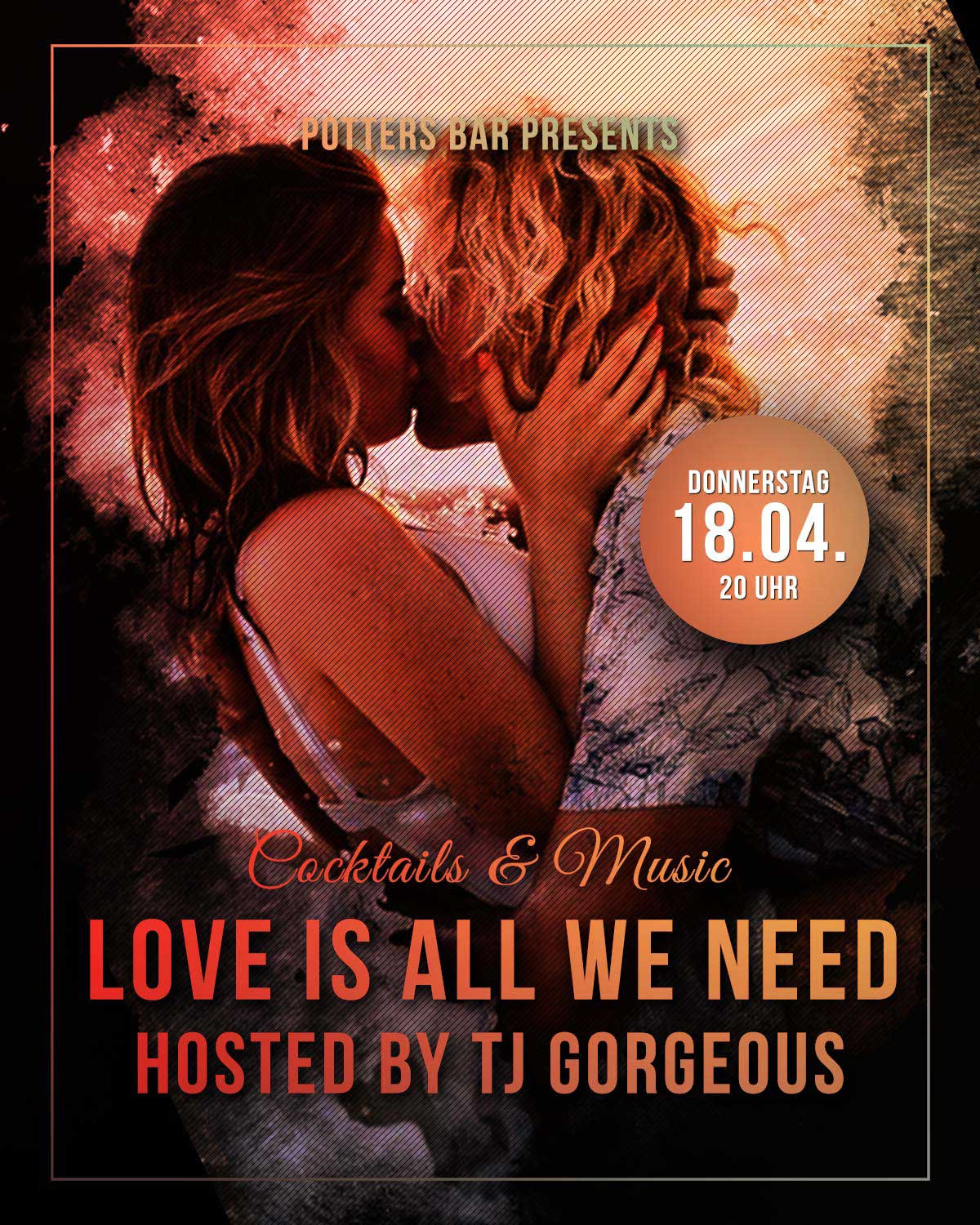 Potters Bar Hildesheim Event Love Is All We Need